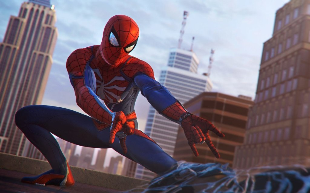 Spider Man PS4 Screen 5