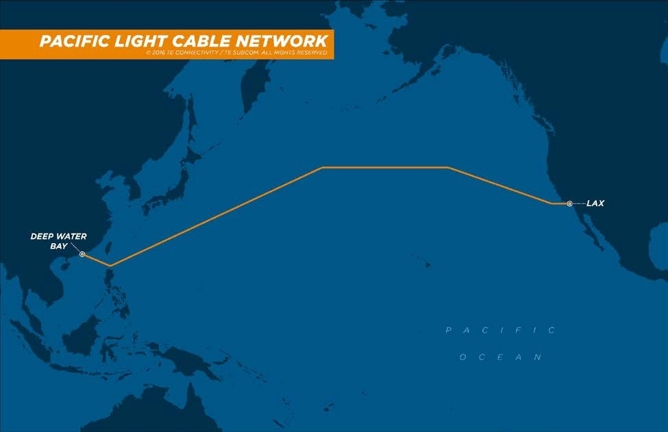 Google e Facebook insieme per la fibra ottica sottomarina