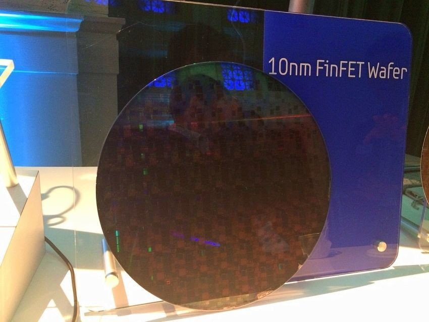 wafer samsung 10 nanometri