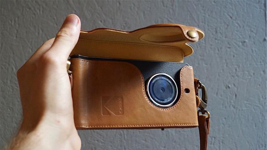 Kodak Ektra: un mito ritorna come smartphone Android