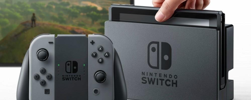 Nintendo Switch è ufficiale, debutterà il prossimo anno