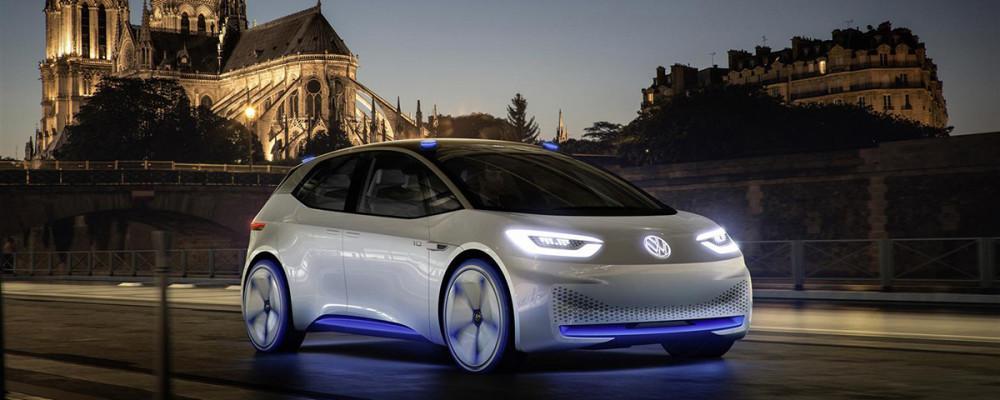 volkswagen concept id