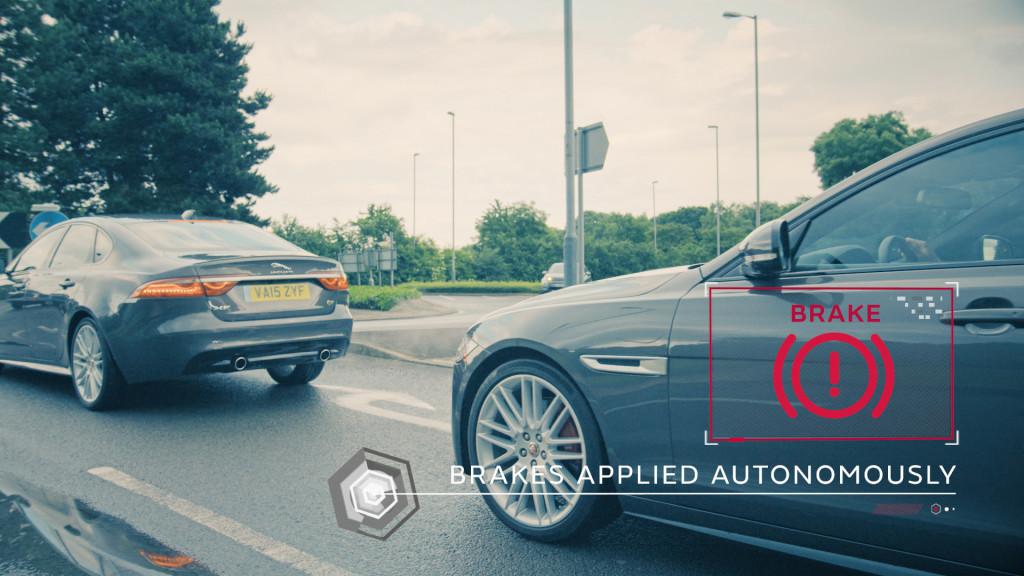 jaguar land rover autonoma