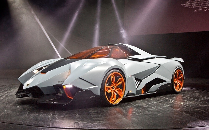 Lamborghini e MIT insieme per sportiva del terzo millennio