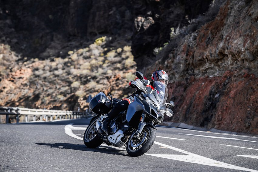 MULTISTRADA 1260 S ACTION 16 UC34977