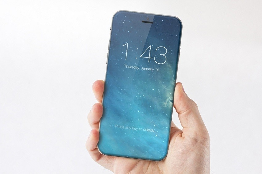 Ci sarà un iPhone 8 completamente trasparente?
