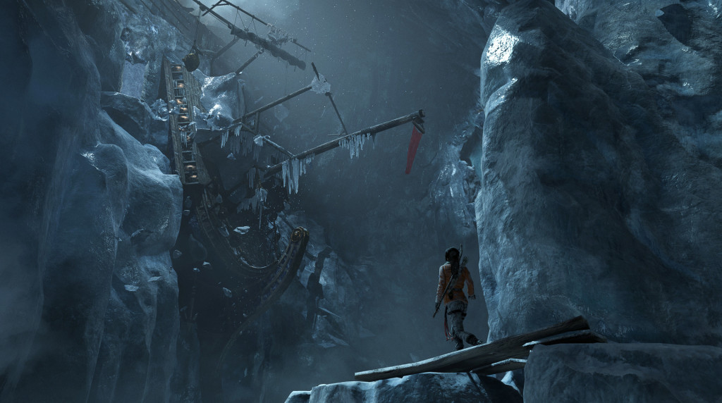 Rise of the Tomb Raider PS4    (8)