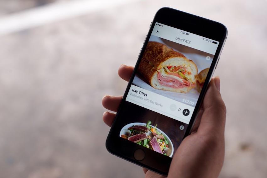 UberEats, sbarca a Milano il nuovo servizio di food delivery