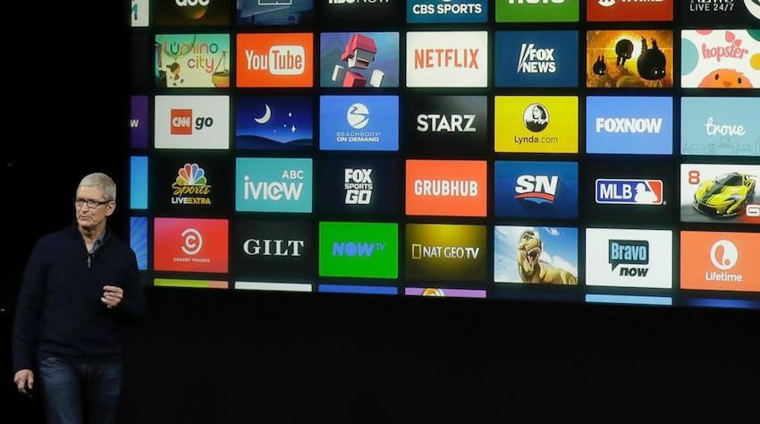 Il futuro della TV sono le App, così Apple presenta
