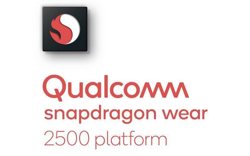 qualcomm Snapdragon Wear 2500 platform 805px
