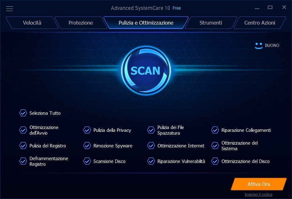 iobit advanced systemcare 10 01