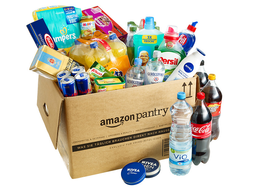Amazon de Pantry Pfand