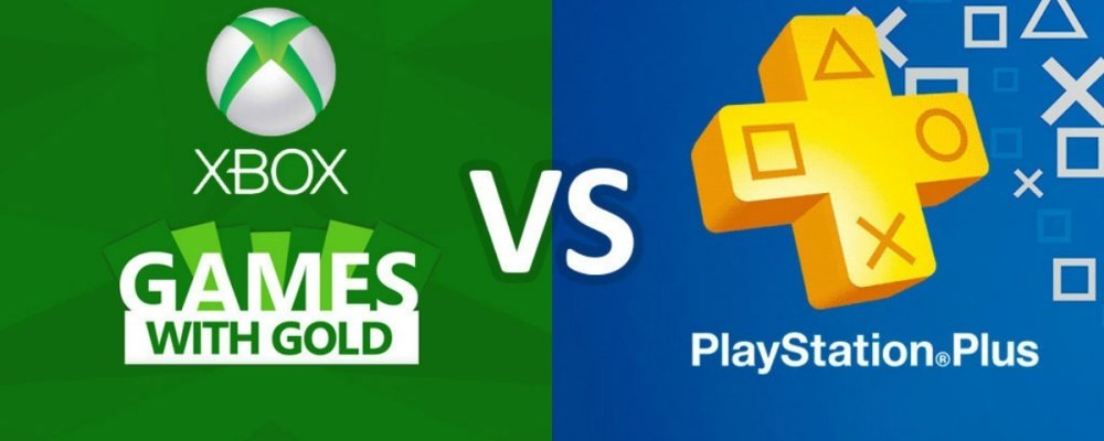 PlayStation Plus vs Games With Gold