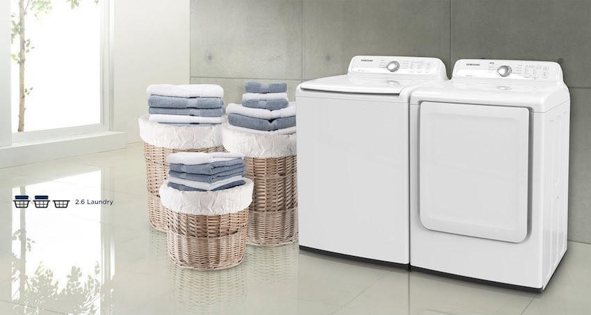 Samsung richiama 2,8 milioni di lavatrici in Usa per rischio ferite impatto