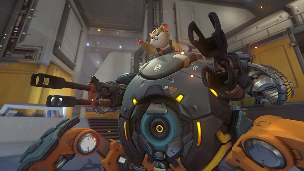 blizzard reveals more details wrecking ball hammond overwatch hero 28