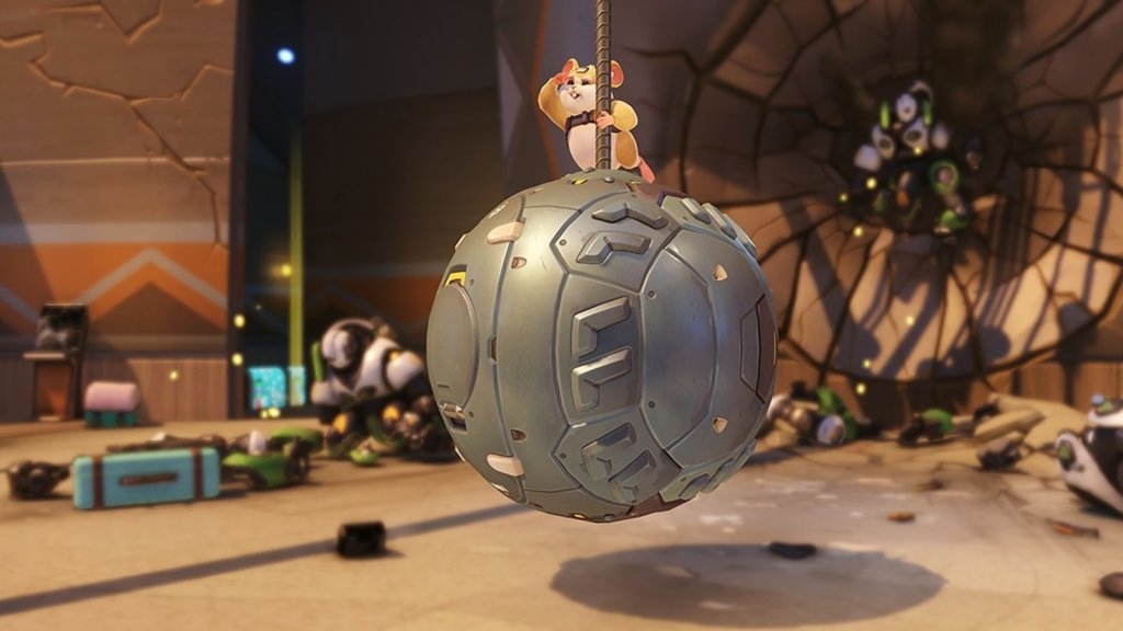wrecking ball on overwatch ptr full patch notes