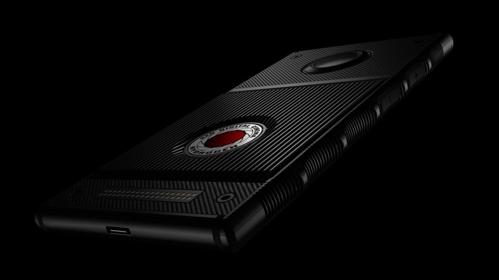 red hydrogen one att press image