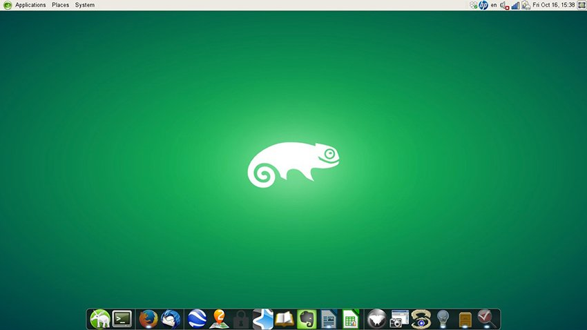 suse linux intro