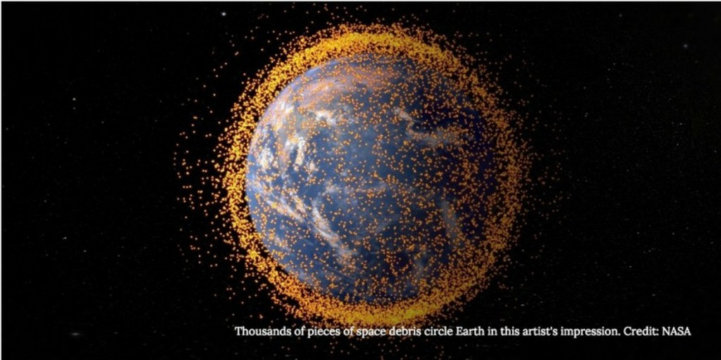 La luna di Marte diventerà una discarica spaziale? - Tom's Hardware