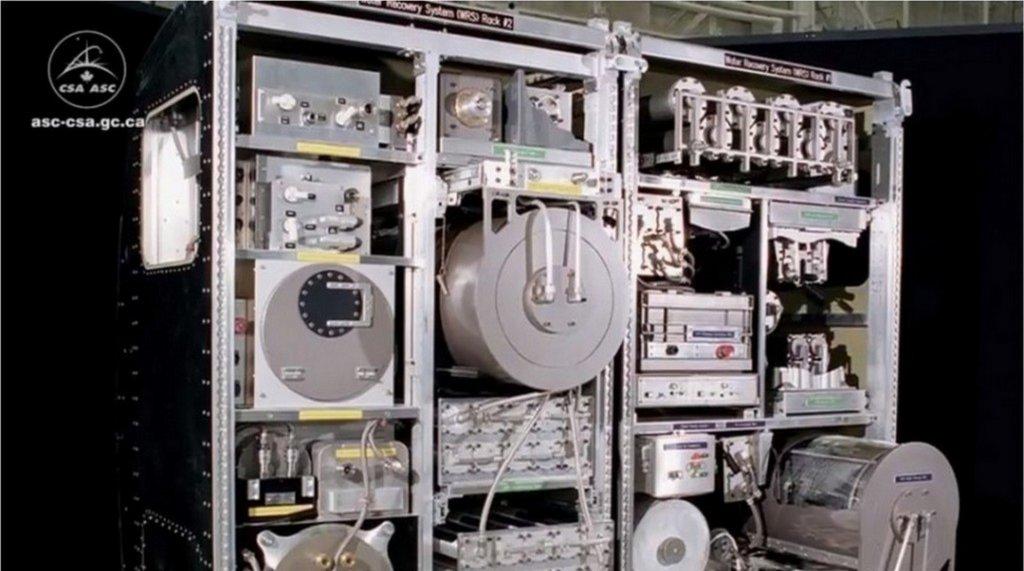 La NASA cerca idee per gestire la spazzatura sulla ISS