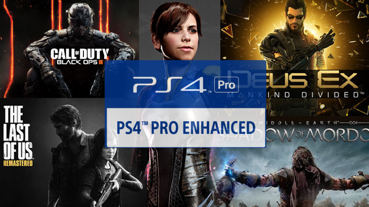 ps4 enhanced titles more