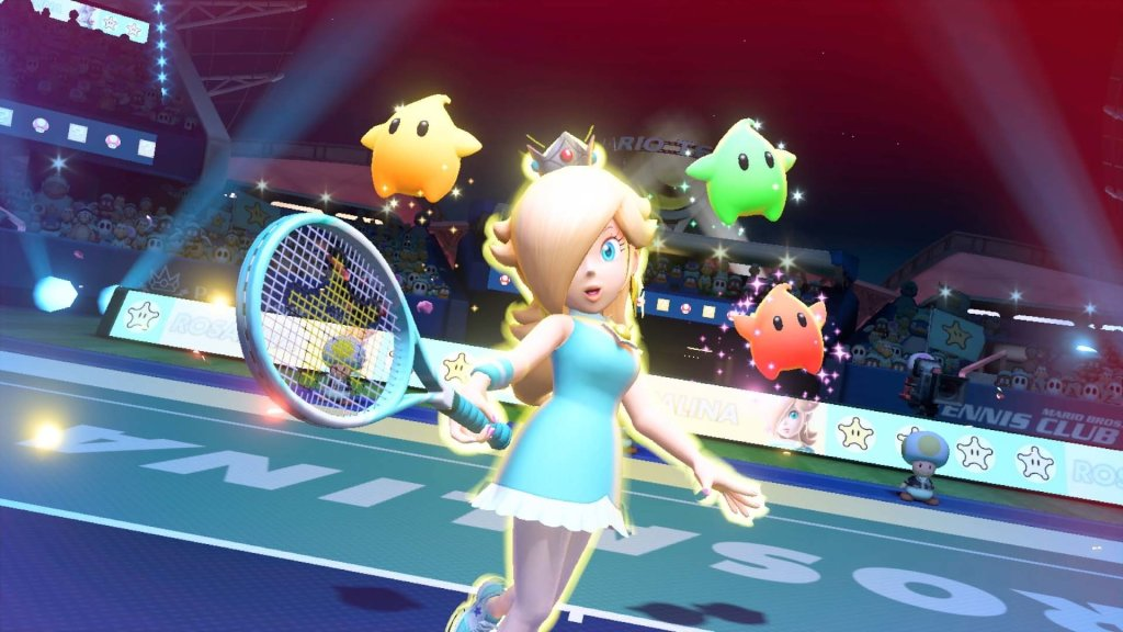 Mario Tennis Aces pubblicati 10 minuti di gameplay dal London Comic Con