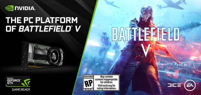 battlefield v geforce gtx