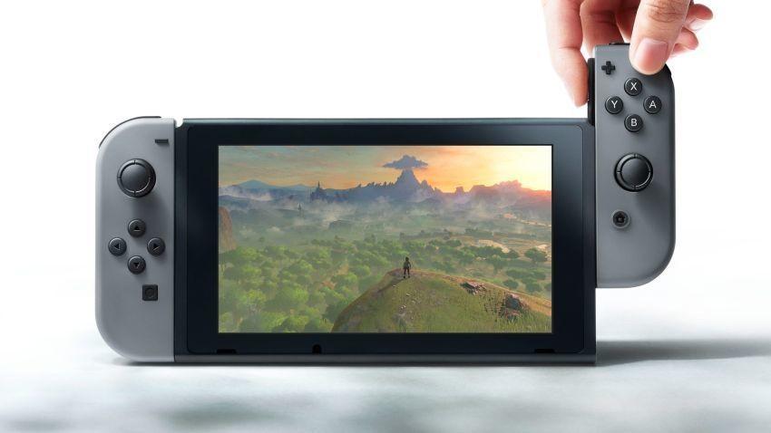 Nintendo Switch: il prezzo potrebbe essere di 199 sterline