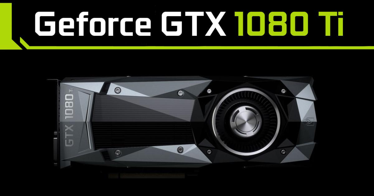 GeForce GTX 1080 Ti avrà 10 GB di memoria?