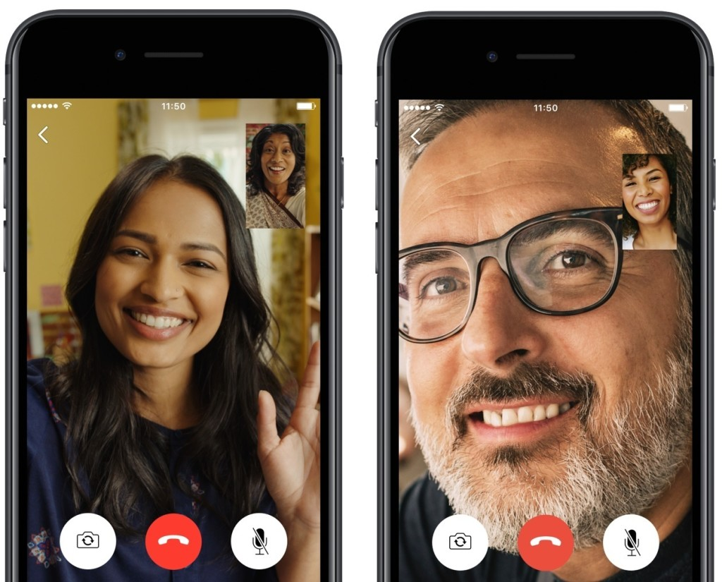 WhatsApp lancia le videochiamate Ecco da quando saranno disponibili