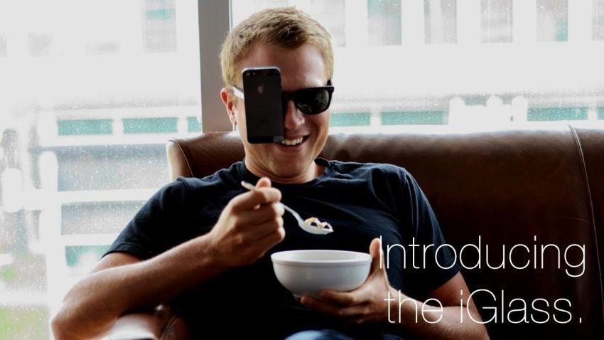 Apple pensa agli occhiali intelligenti in stile Google Glass