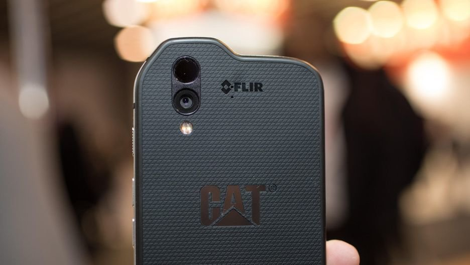 cat s61 rugged flir thermal bullitt 6