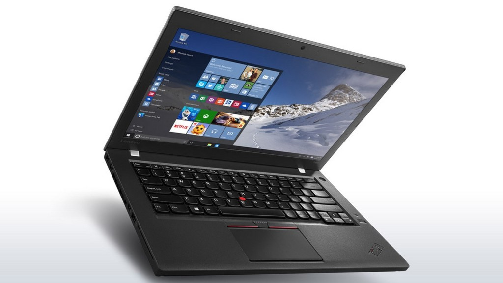 lenovo laptop thinkpad t460 front side 2