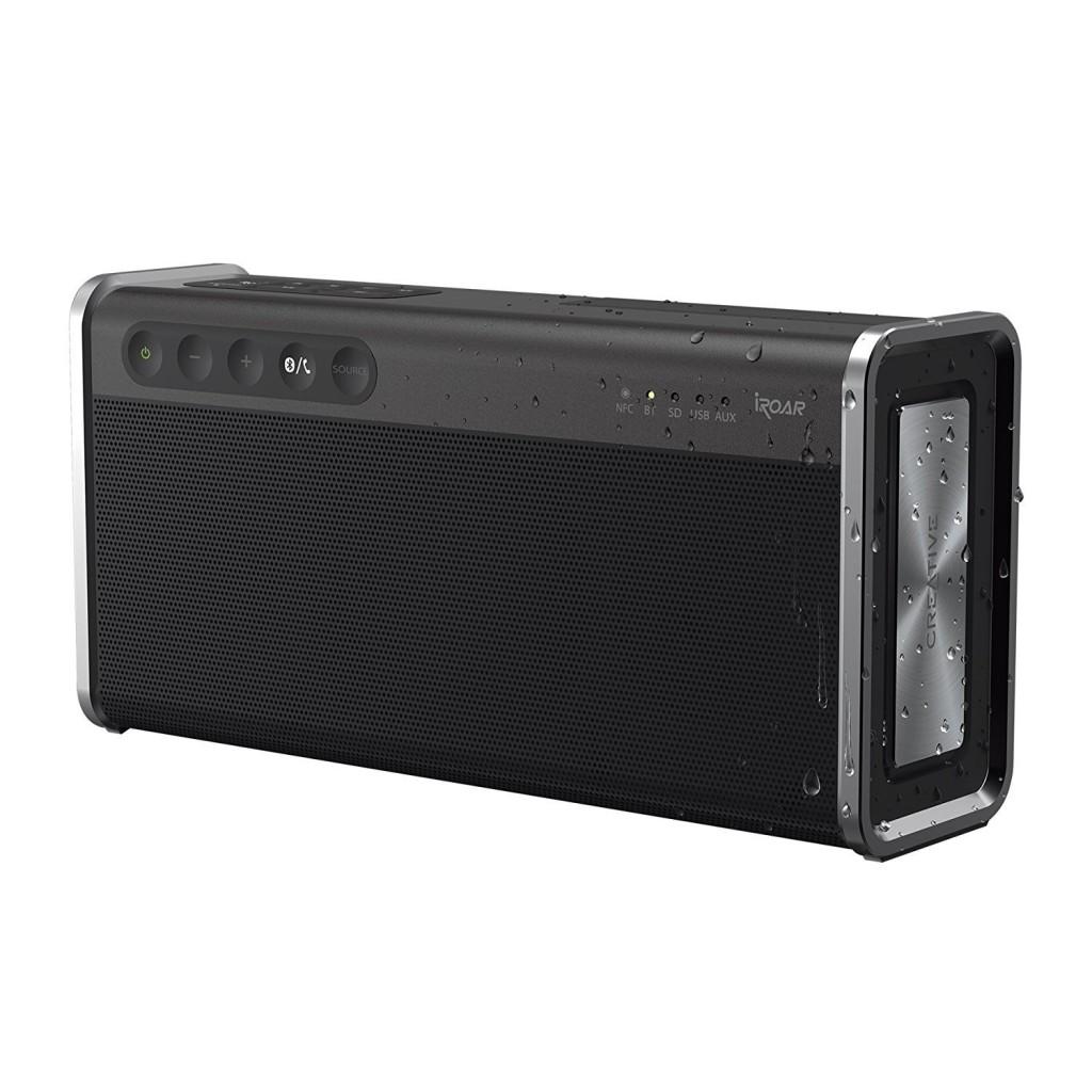 Recensione altoparlante Bluetooth Creative iRoar Go