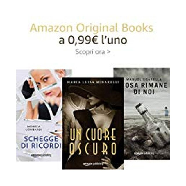 amazon original books