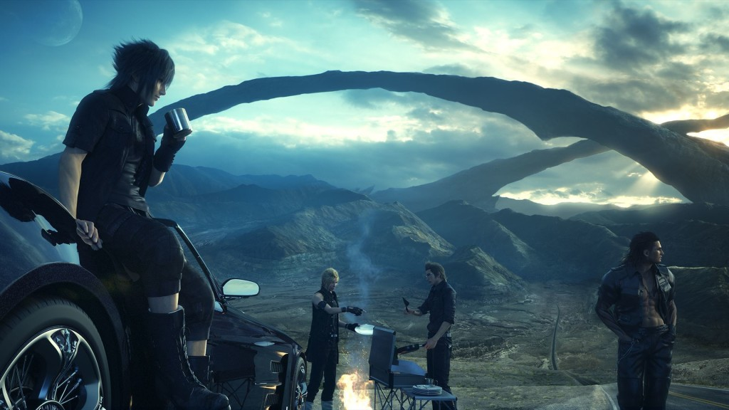 final fantasy xv presente milan games week 1 gamesoul 8hma