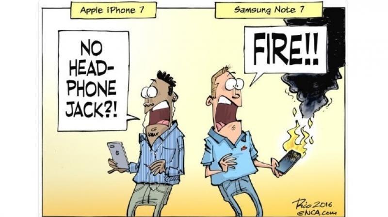 Samsung Galaxy Note 7 - esemplari ricondizionati in vendita nel 2017 ?