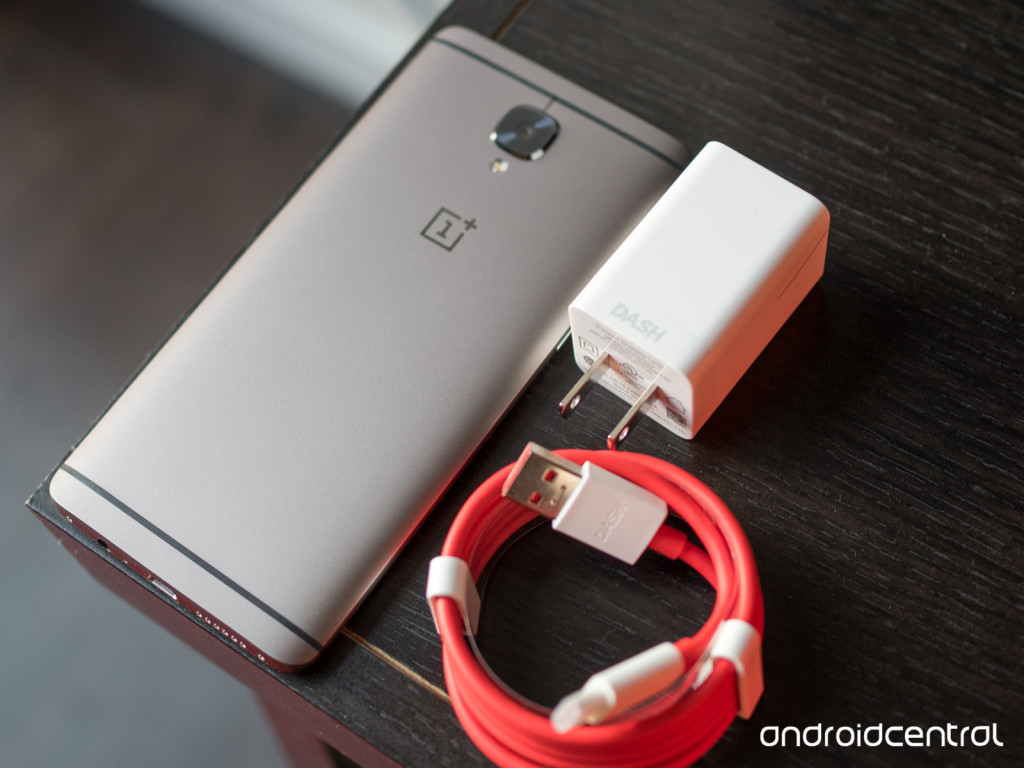 oneplus 3t charger cable