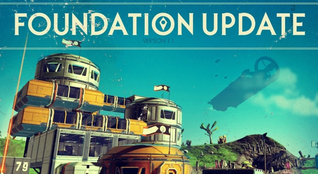 No Man's Sky, Foundation Update