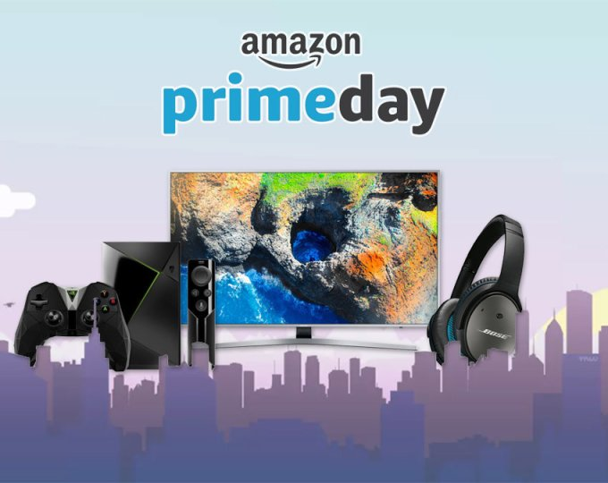 Prime Day, le migliori offerte su TV, Cuffie e Media Player