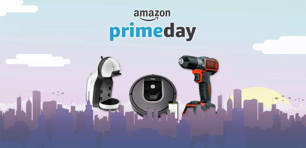 17a48751139cd2 Prime Day, le migliori offerte su Smart Home e elettrodomestici.  Elettrodomestici. di ...
