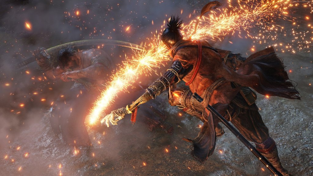 Wallpaper Sekiro  Shadows Die Twice, E3 2018, screenshot, 4K, Games 2995313989