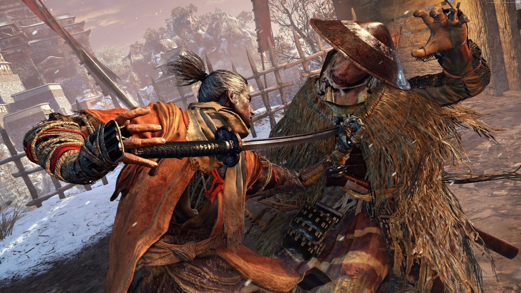 Wallpaper Sekiro  Shadows Die Twice, E3 2018, screenshot, 4K, Games 771328636