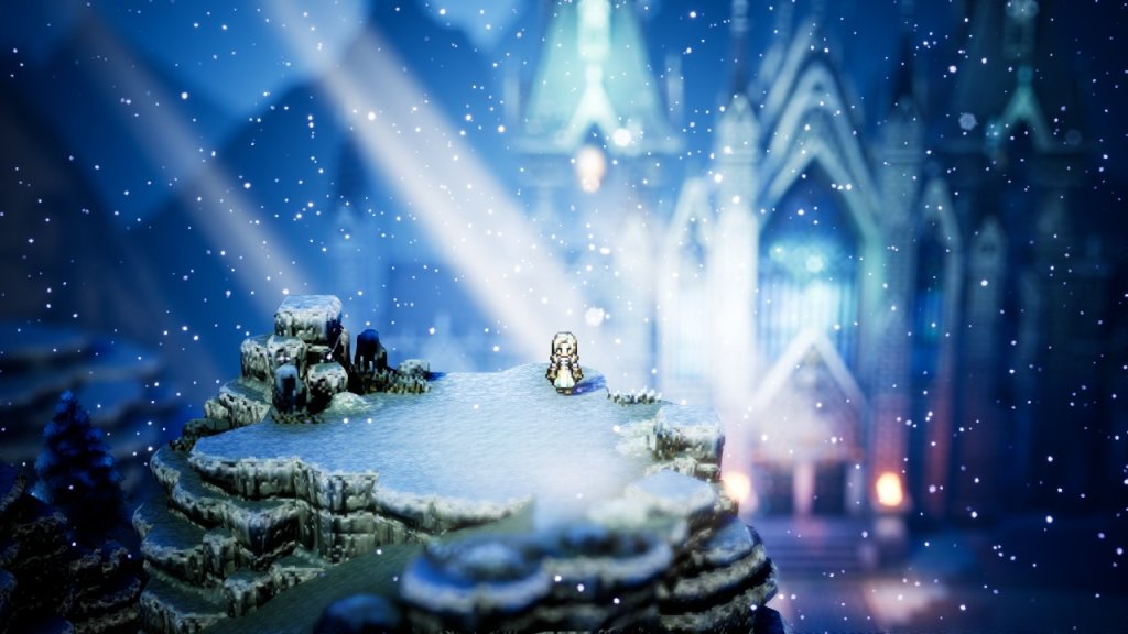 Project Octopath Traveler   Screenshot 03