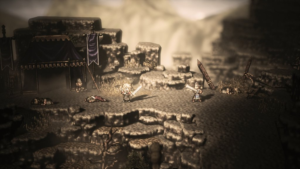 Project Octopath Traveler   Screenshot 16