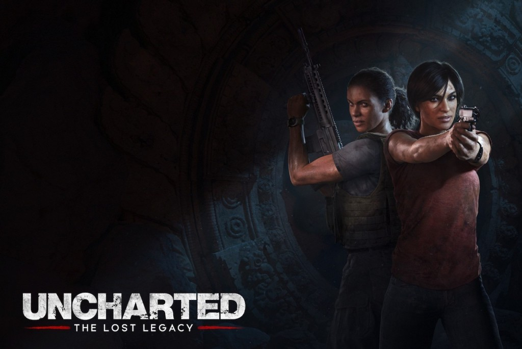 uncharted the lost legacy ps4 7349