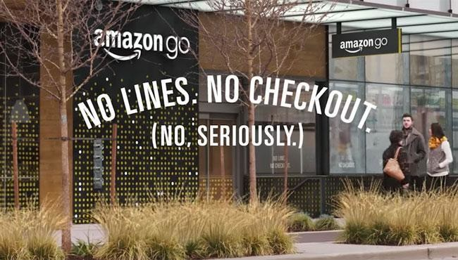 Amazon Go ed il supermercato del futuro