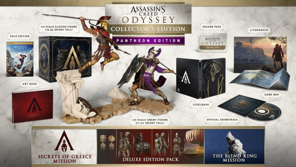 la assassins creed odyssey pantheon edition maxw 1280