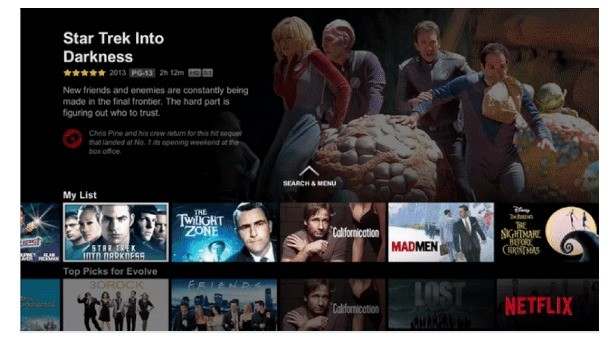 Netflix, arrivano le nuove anteprime video
