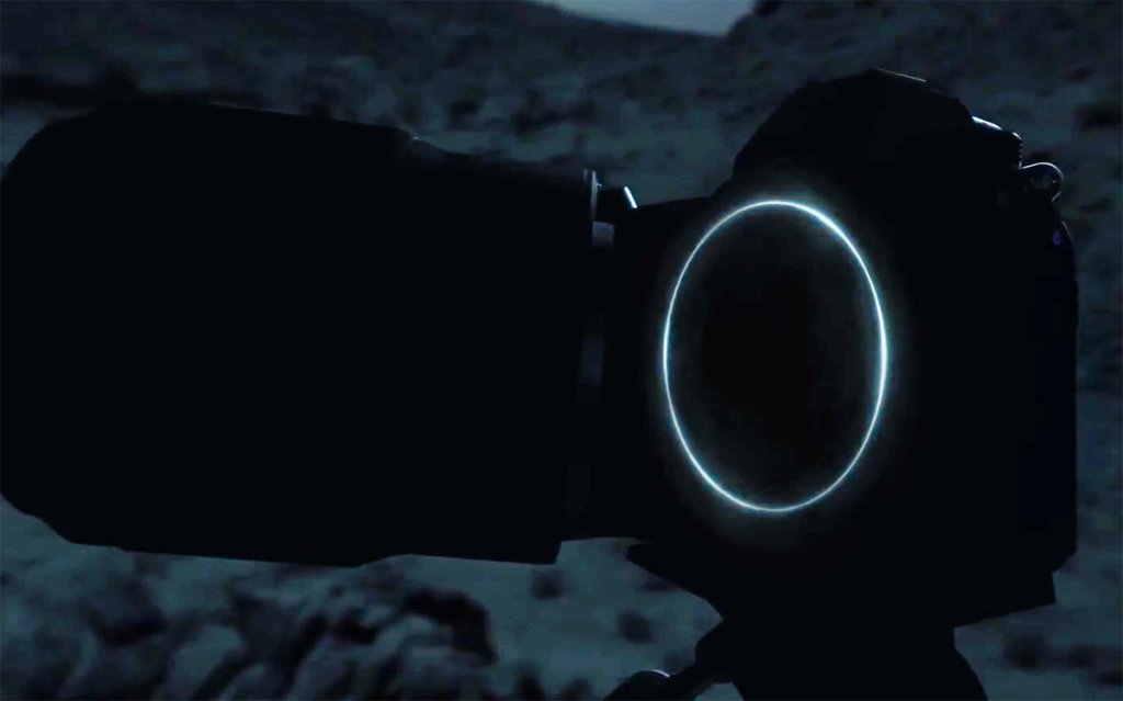 Nikon mirrorless camera teaser video3